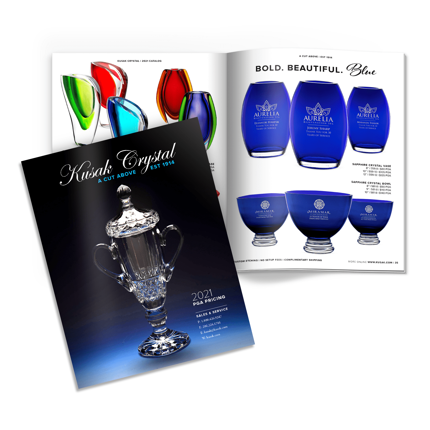 Kusak Crystal Catalog